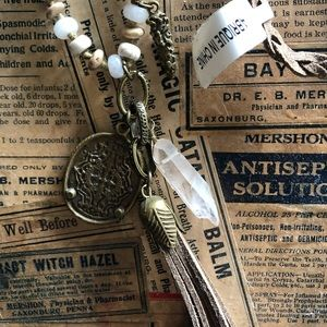 Free People necklace NEW